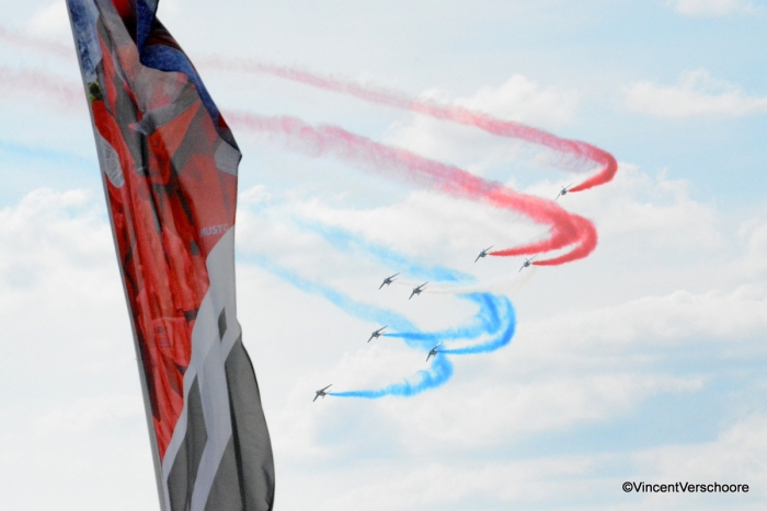 Volvo Ocean Race à Lorient, 14-15 juin2015