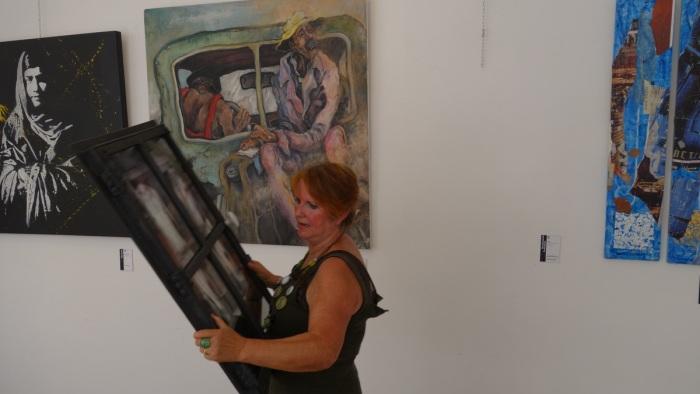 Vente d'art au profit de Réseau Education SansFrontières