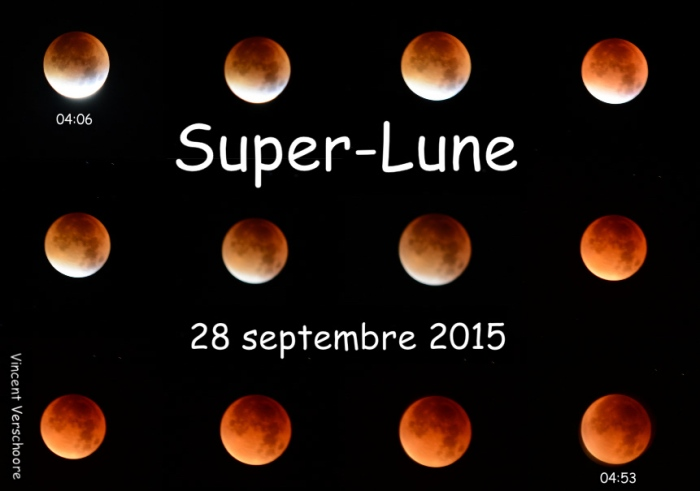 Super-Lune du 28 septembre 2015