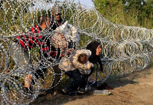 Réfugiés syriens: hypocrisie de la postureanti-Assad