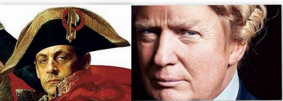 Trump et Sarko: du Poutine aumême?