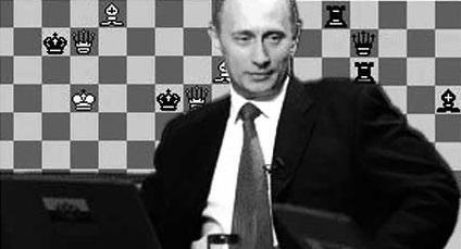 Le spectaculaire jeu d'échecssyrien.