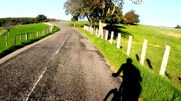 Footbike en Clunisois