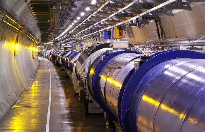 Le LHC tente d'ouvrir une nouvelle porte del'Univers