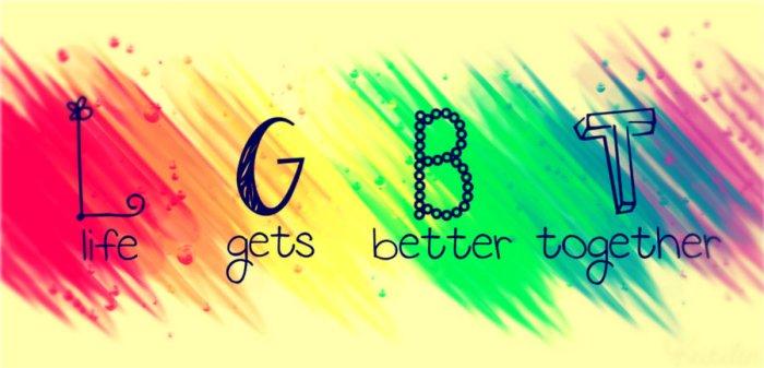 LGBTQIP et nous et nous etnous!