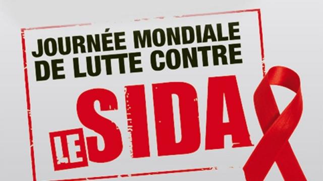 Journée mondiale du Sida: àl'Aides!