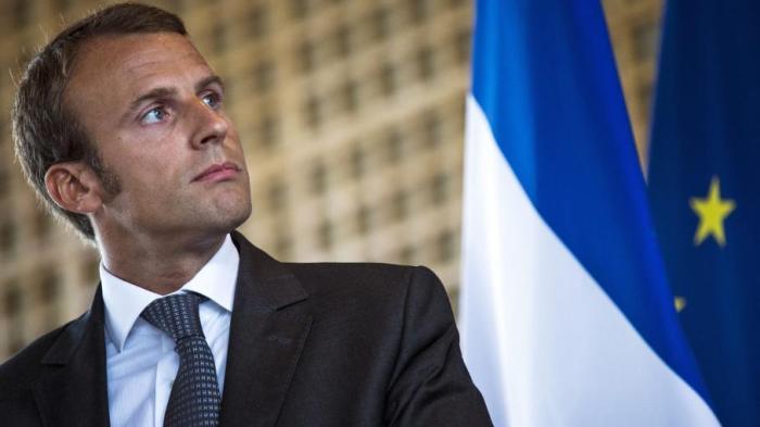 Pourquoi Macron?