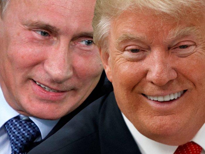 Collusion Trump-Poutine: fin departie.